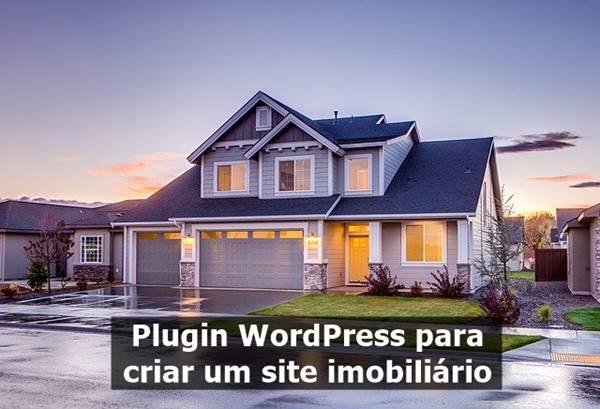 Plugin WordPress para criar um site imobiliário