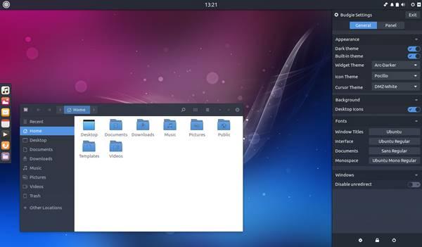 ubuntu budgie linux